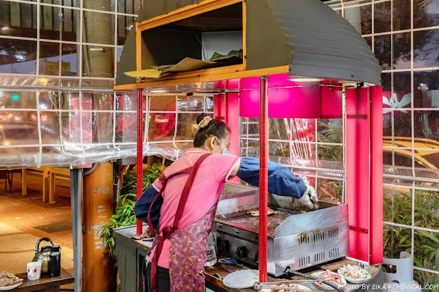 MG 4126 - 熱血採訪│台中吃到飽只要250元就能享有火烤兩吃!搬家後人潮一樣超級多,還有水果、飲料、冰淇淋任你吃