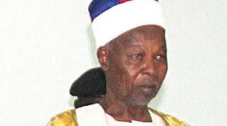 Emir of Gwoza in Borno State, Mohammed Shehu-Timta