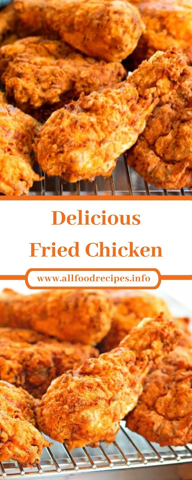 Delicious Fried Chicken
