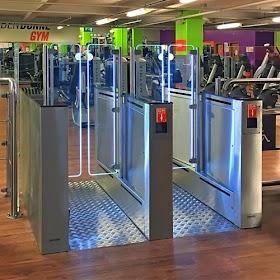 Hệ thống kiểm soát lối vào - Access Control System