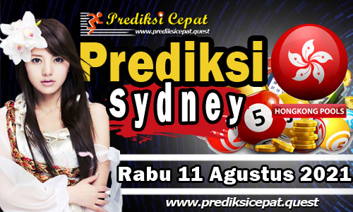 Prediksi Togel Sydney 11 Agustus 2021