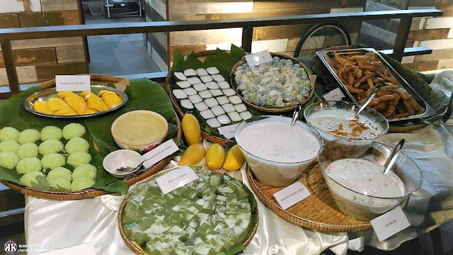 Ramadan Buffet Streat Thai,
