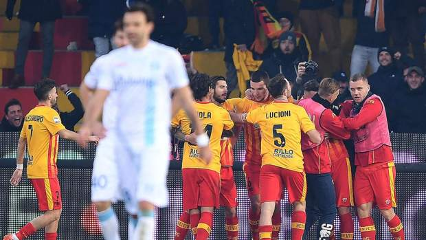 Chiveo vs Benevento