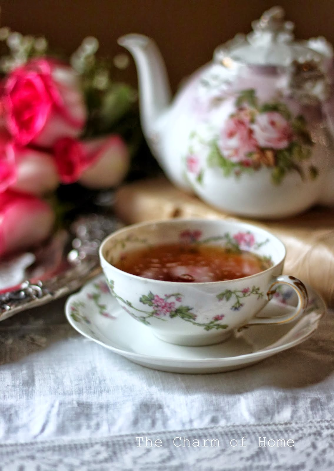 2014 Year End Tea Review: The Charm of Home