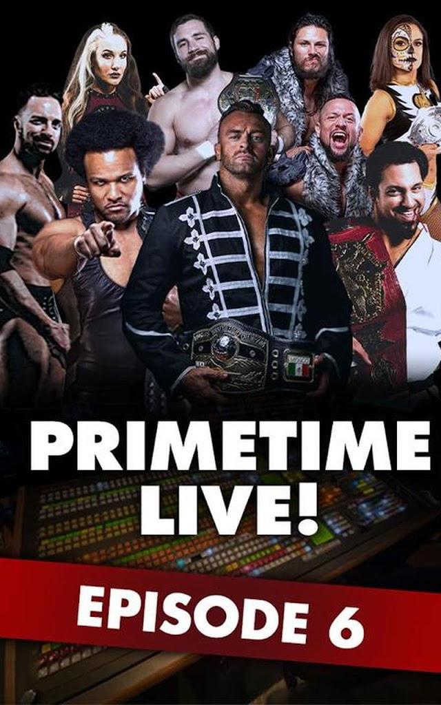 Indie Wrestling Wire - UWN Prime Time Live recap.