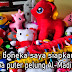 Support 70pcs boneka untuk dorprise lomba puter pelung Al-Madinah di Surabaya