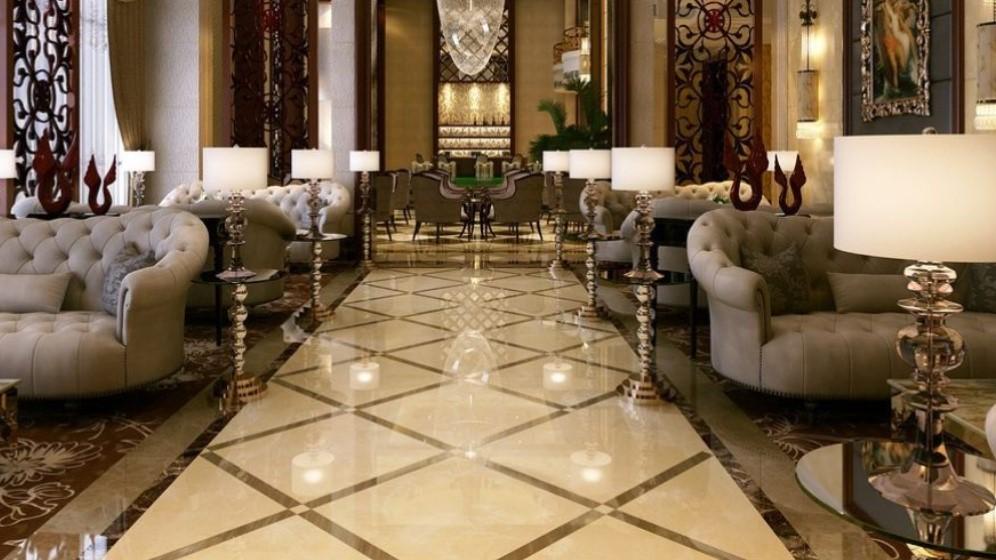 Granite Flooring Design Ideas