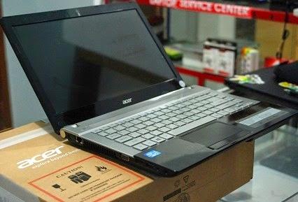 harga laptop bekas Acer V3 471