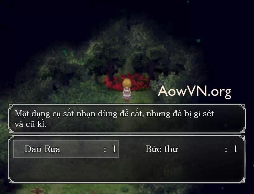AowVN.org game%2B%25281%2529 - [ HOT ] The Witch's House Việt Hoá | Game Kinh Dị Android & PC - Ngôi Nhà của Phù Thuỷ