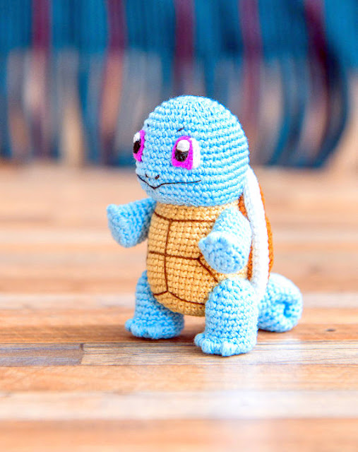 11 Crochet Pokemon You'll Want to Have... | Top Crochet Patterns | 640x507