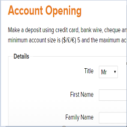 Create A Binary options Account At www.binary.com
