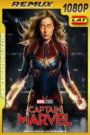 Capitana Marvel (2019) 1080P Remux Latino – Ingles