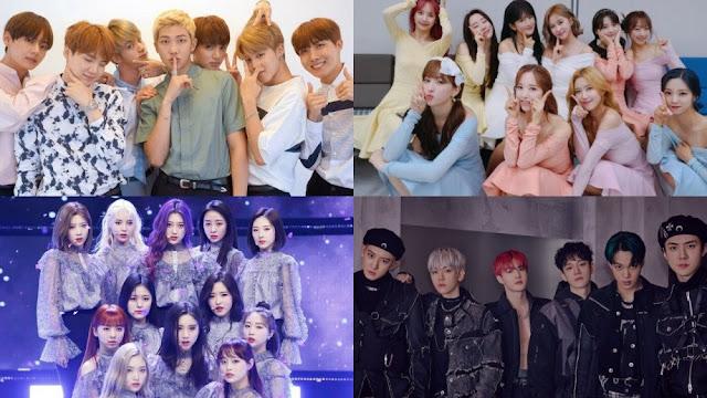 """""""Butterfly"""" Başlıklı K-Pop Şarkılarının Karşılaştırılması"""