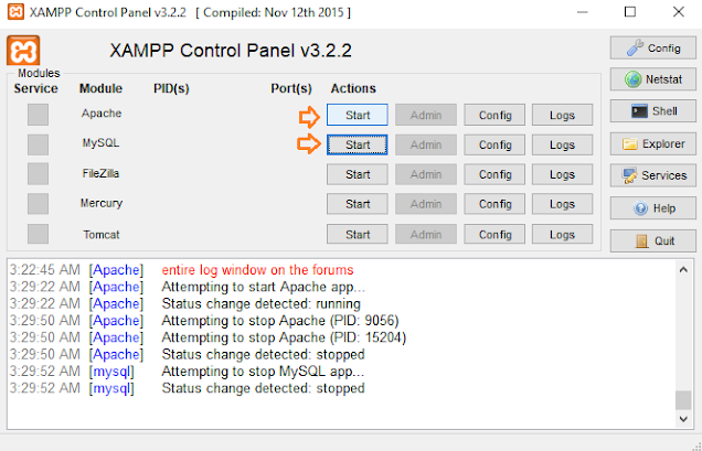 How To Install & Configure XAMPP On Windows 10 - Step By Step 12