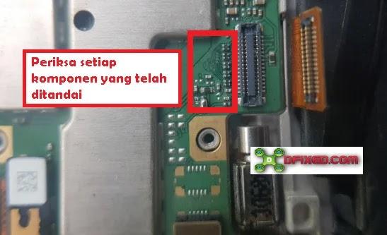 Cara memperbaiki xiaomi redmi 6a no display no backlight