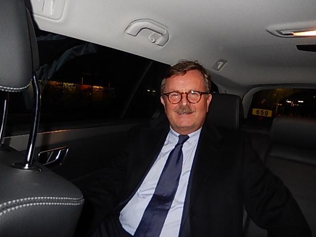 Taximann fahrg ste des jahres Frank markisen berlin