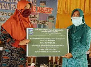 Ny. Niken: Pengurus TP PKK, Kunci Keberhasilan Program Kesehatan