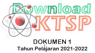 Dokumen 1 KTSP Tahun Pelajaran 2021-2022