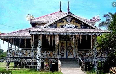 Macam-Macam Rumah Adat Yang Ada Di Kalimantan