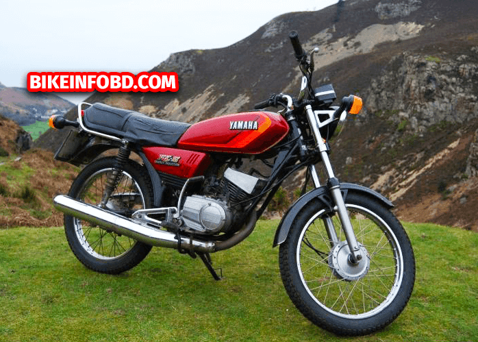 Yamaha RXS 100 Specifications, Review, Top Speed, Picture, Engine, Parts & History