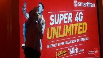 Cara Mempercepat Internet Paket Smartfren Super 4G Unlimited Terkena Fup