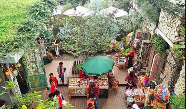 Destinasi Wisata Terbaik di Bandung