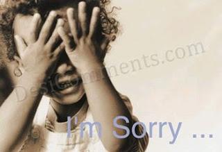 صور أسف واعتذار وندم للصلح