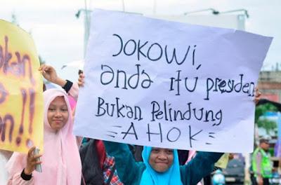 Minta Agama Dipisahkan dari Politik, Wajar Jokowi Kan Pendukung Ahok