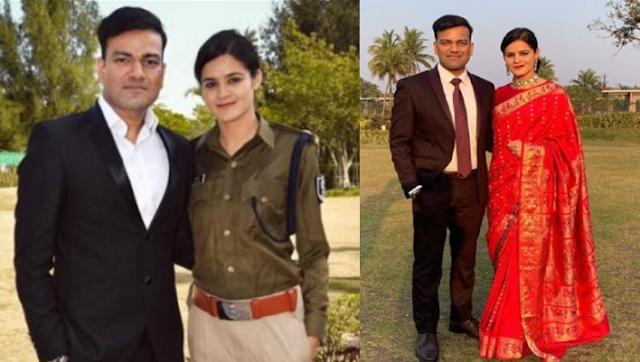 पति है IAS और पत्नी IPS ऑफिसर, दोनों ने ...