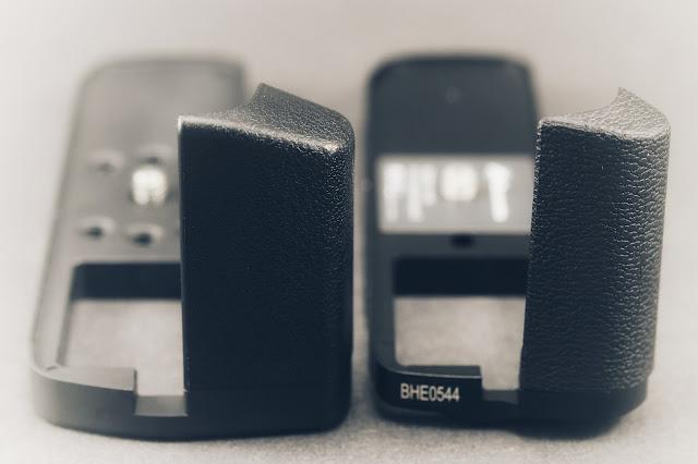 Powerextra and Meike Fujifilm X-Pro2 Hand Grip Comparison