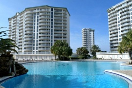 Silver Shells Condos Outdoor Pool Destin Florida