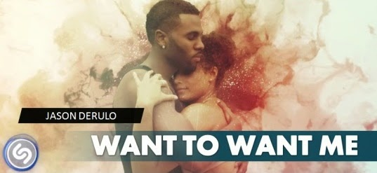 SUCCESS UP: Want To Want Me Song Lyrics - Jason Derulo