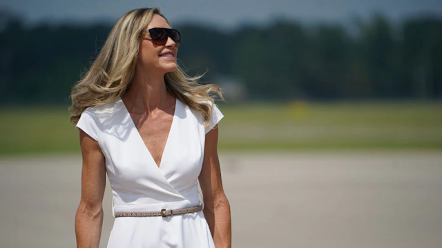 Report: Lara Trump Considering 2022 Senate Run
