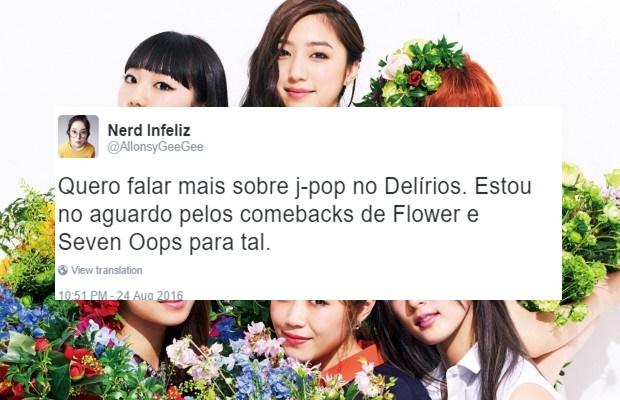flower jpop comeback