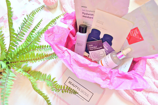 Beauty and Seoul unboxing