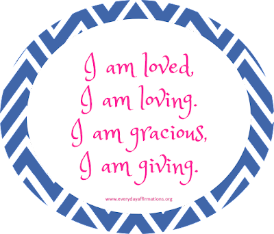Daily Affirmations 3 March 2016