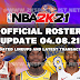 NBA 2K21 OFFICIAL ROSTER UPDATE 04.08.21 LATEST TRANSACTIONS