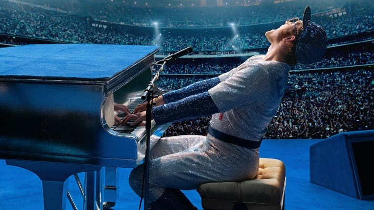 #Rocketman: nuevo trailer subtitulado - La vida de Elton John