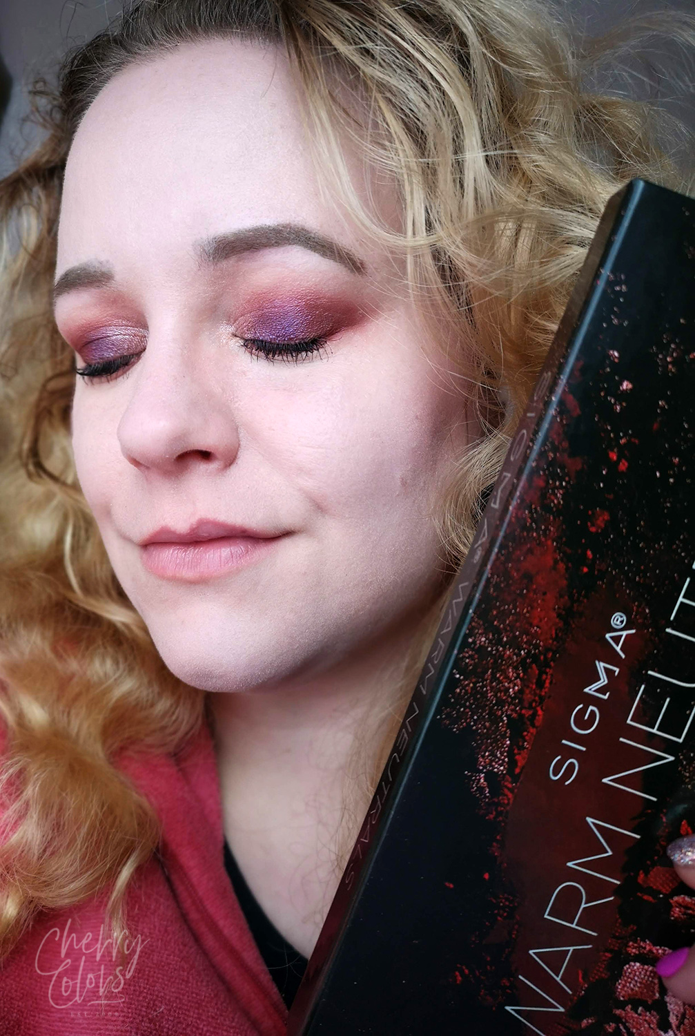 THE SIGMA BEAUTY WARM NEUTRAL PALETTE