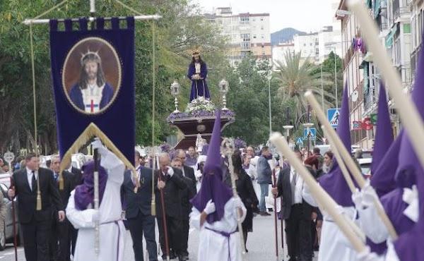 Nostalgia de los barrios de Málaga en las vísperas de la Semana Santa