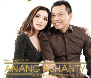 Lagu Anang Ashanty - Bukan Sembarang Hati Mp3