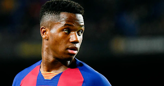 Barcelona has rejected multiple offers for their wonder kid Ansu Fati, Contract talk continues.