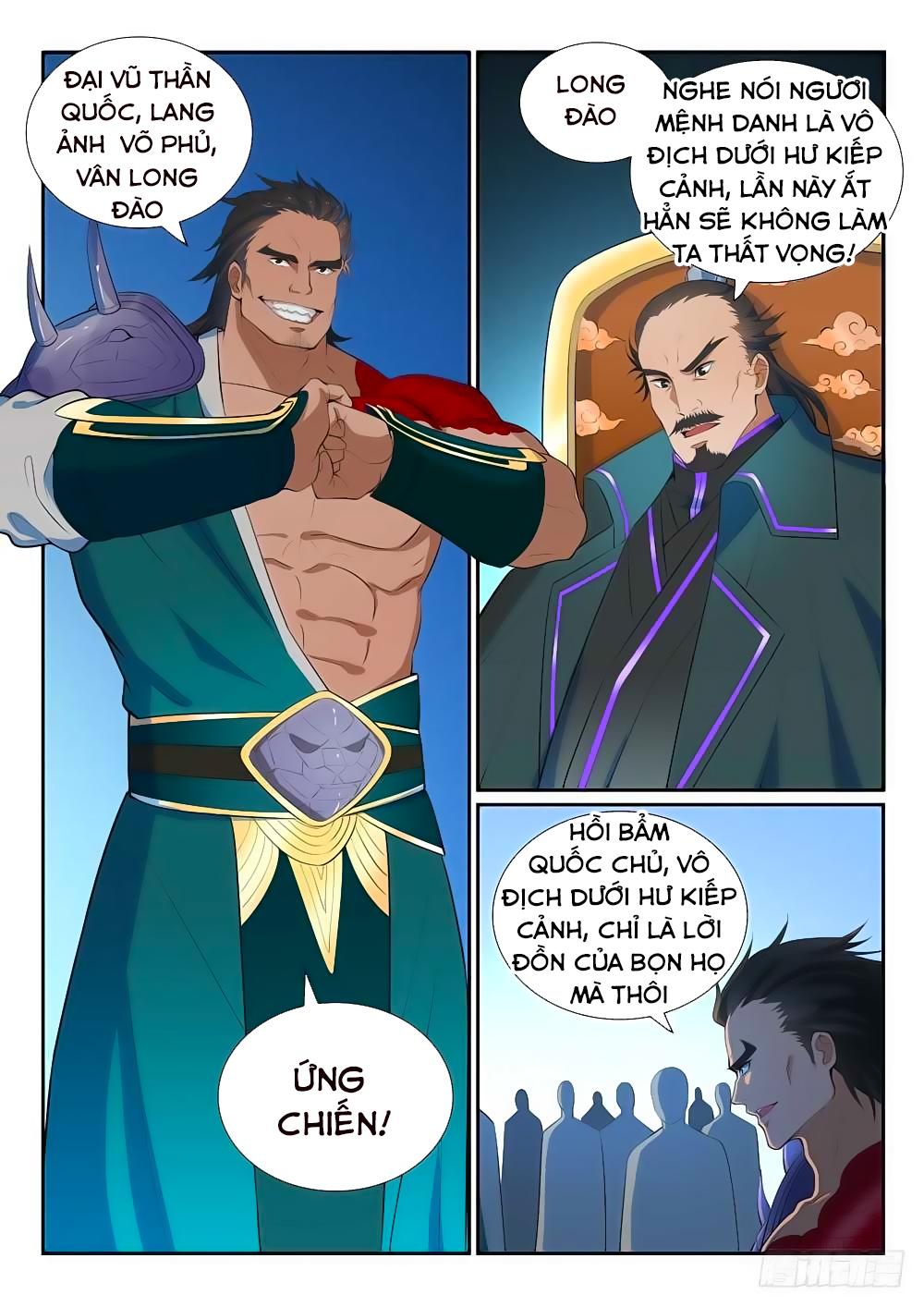 Hành Trình Tu Tiên chap 375 - Trang 5