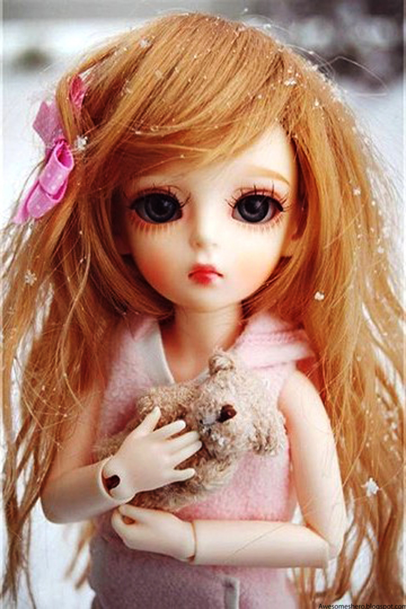 Cute Girl Doll Wallpaper Hd Barbie Wallpapers For Facebook Cover Page