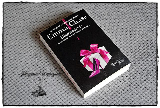 """Zabawne """"Ułaskawienie"""" Emma Chase"""