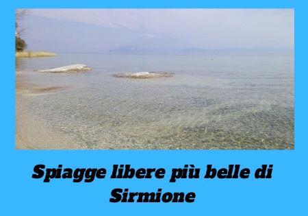 spiagge più belle di sirmione