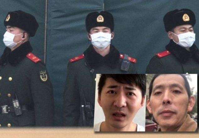 Scompaiono due giornalisti cinesi che hanno riferito la verità su Wuhan, i canali online chiusi