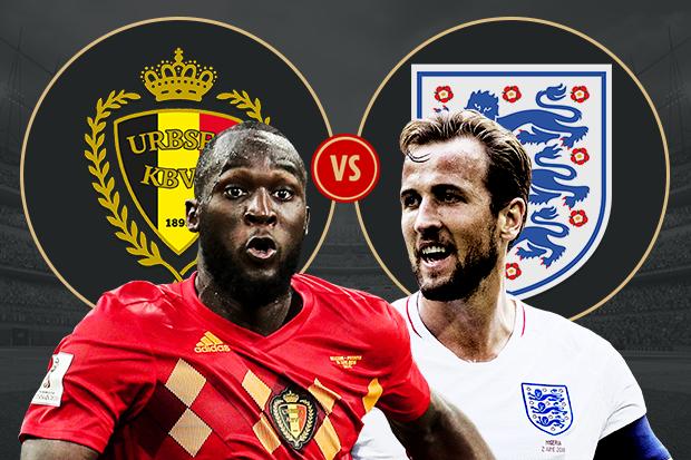 مشاهدة مباراة بلجيكا وإنجلترا بث مباشر اليوم