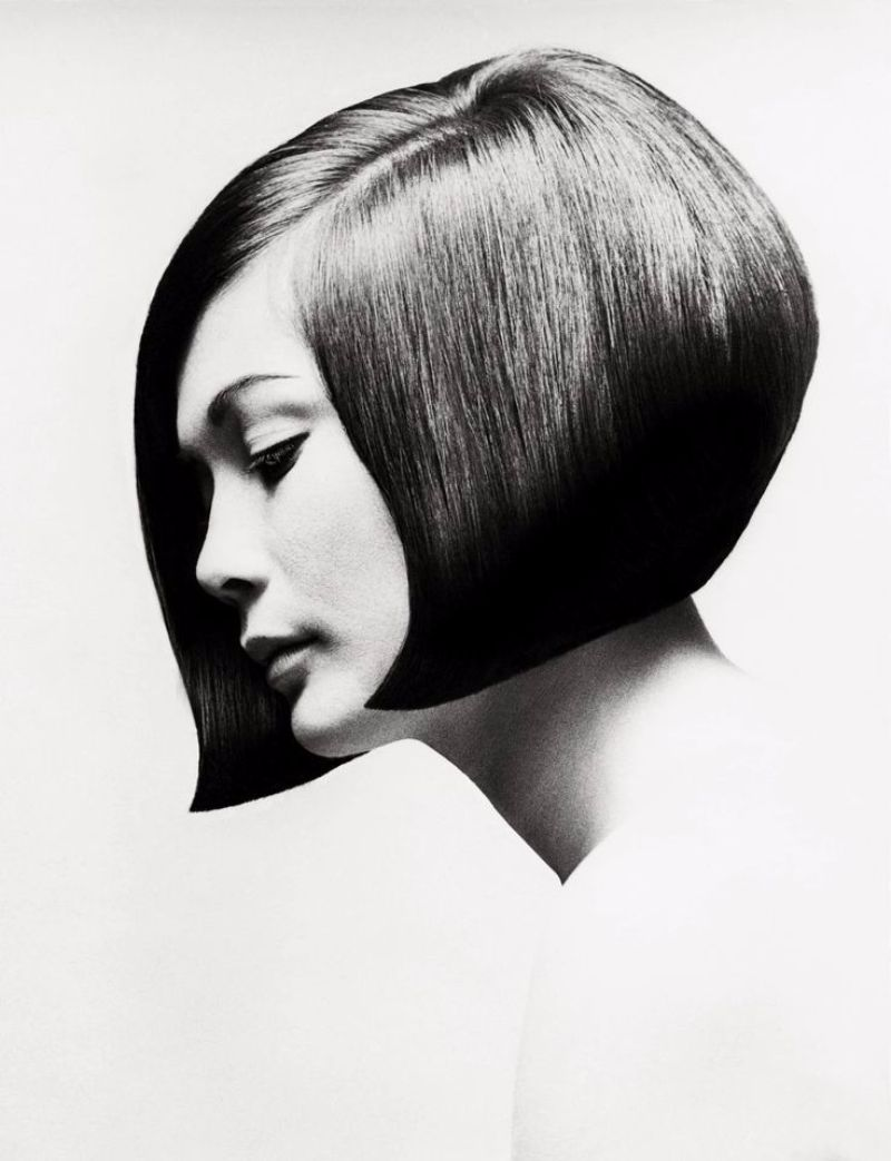 vidal sassoon's most iconic haircuts in the 1960s ~ vintage