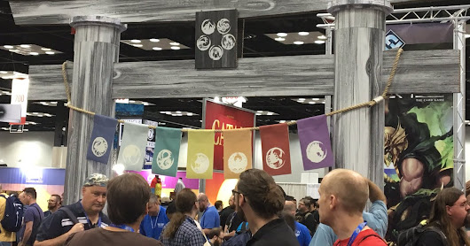 Gencon, Part 1: Highlights and Cardhalla